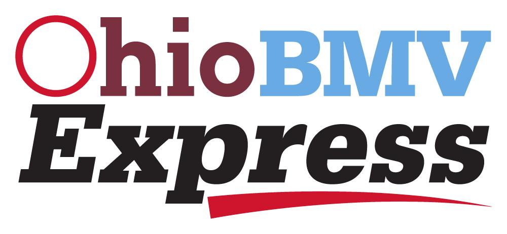OH BMV Express Sticker1k